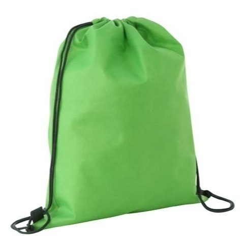 Verdant non woven sports bag