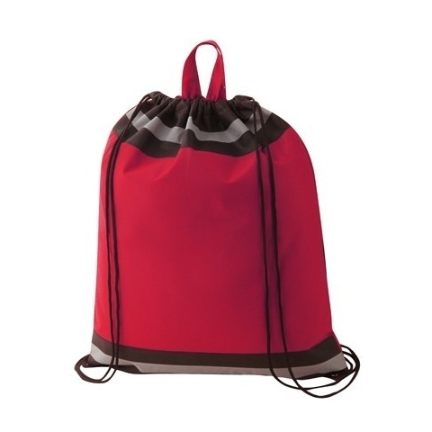 1084 Non woven relfective sports bag