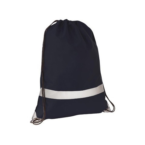 1085 Large tote / sports bag with reflective stripe.