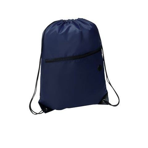 1086 Rio sports pack with front zipper