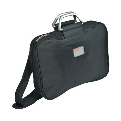 City padded laptop bag