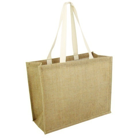 Taunton jute bag