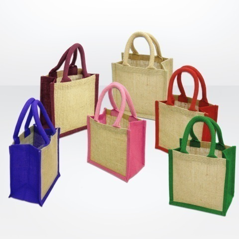 Wells jute bag