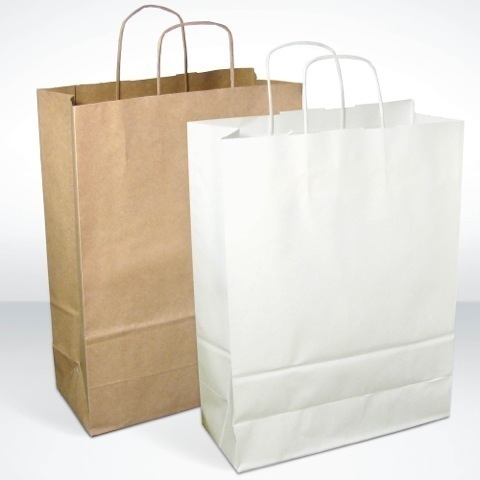 Large sustainable boutique bag