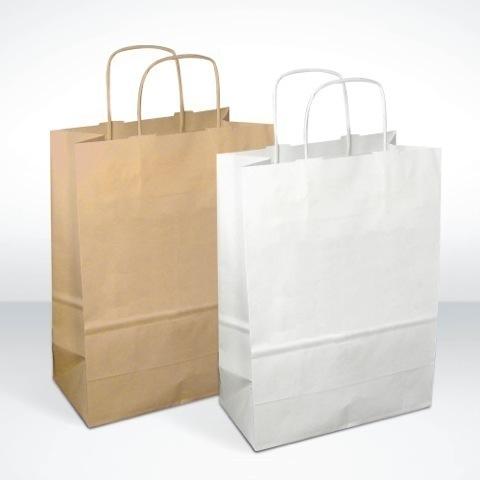 Medium sustainable boutique bag