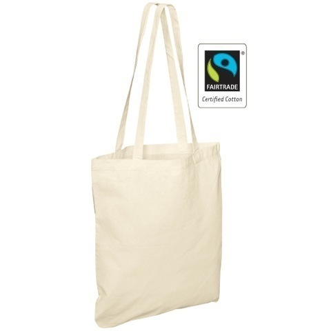 1109 Fairtrade cotton shopper