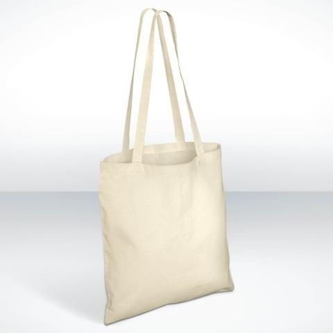 Portobello cotton bag with long handles
