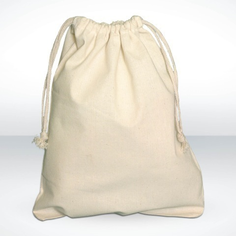 1117 Large drawstring pouch
