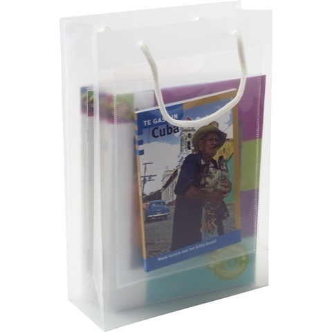 A5 Size polypropylene bag