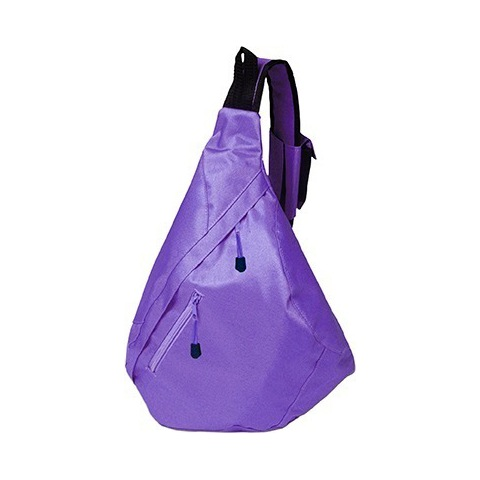 Triangular city bag