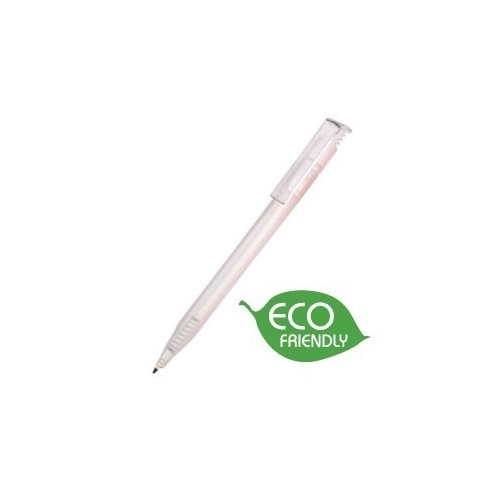 1220 Recycled frosted calico ballpen