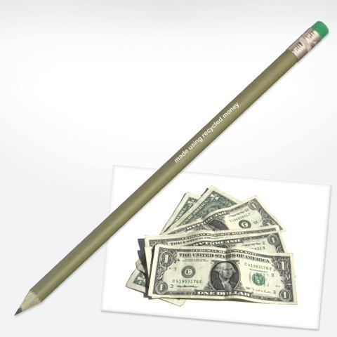 Money pencil