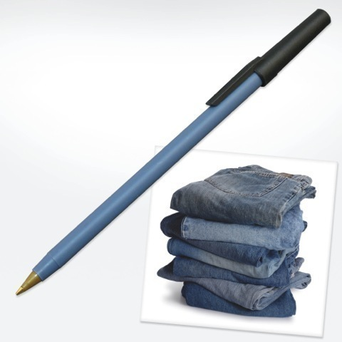 1327 Denim pen