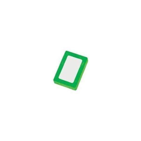 Snap eraser rectangular