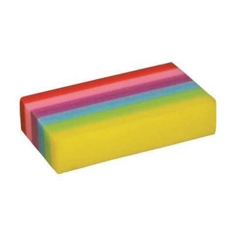 1853 Rainbow eraser
