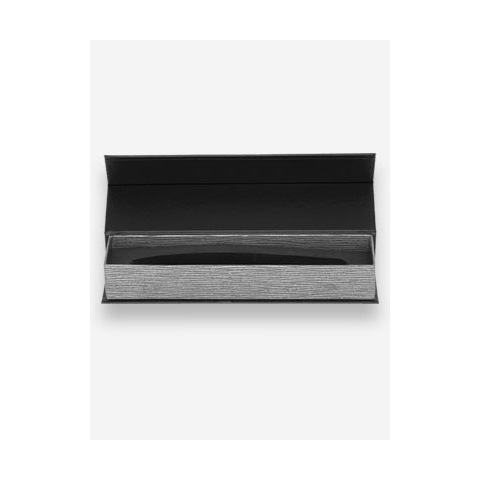 Black card presentation box