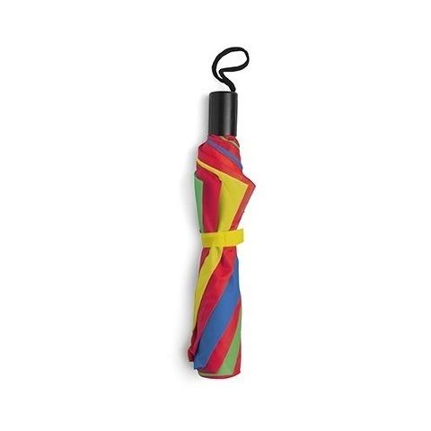 1961 Colourful folding umbrella