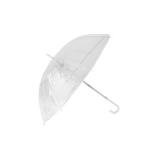 1968 Transparent umbrella