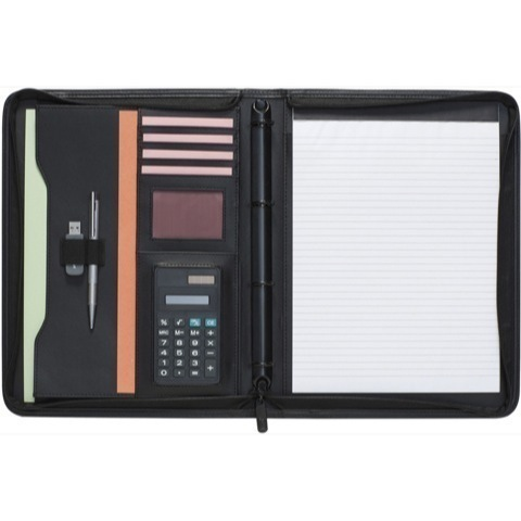 2001 New Dartford A4 Calc/ringbinder