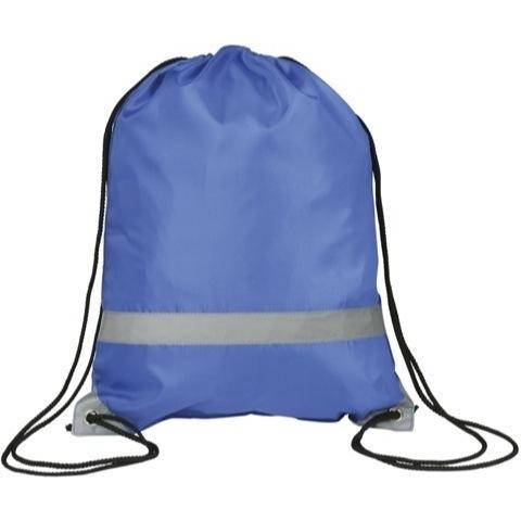 Knockholt\' Reflective Drawstring Bag