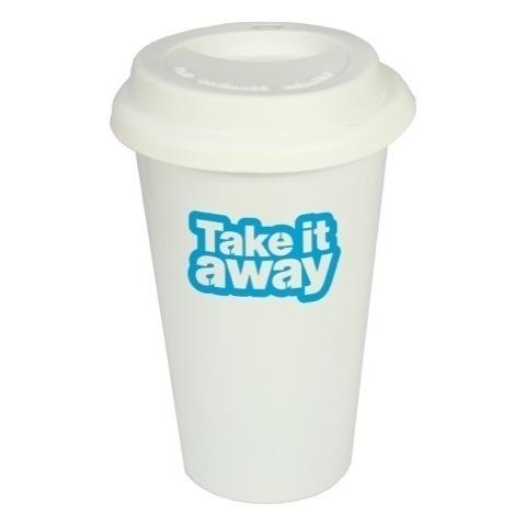 Takeaway mugs - 270ml