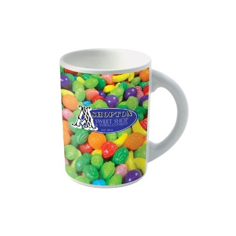 Ashford full colour printed mugs - 355ml