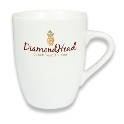 Marrow porcelain mugs - 400ml