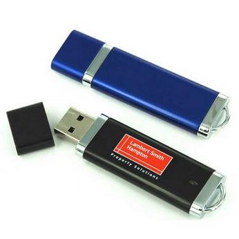 256mb Flat USB drive