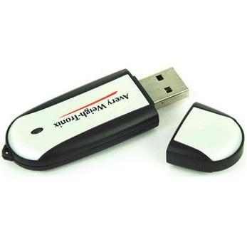 2GB Aluminium memory stick