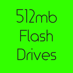 512mb Flash Drives