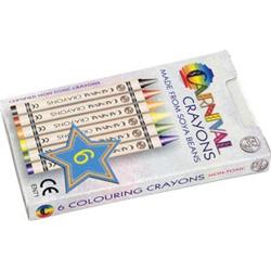Printed Crayons